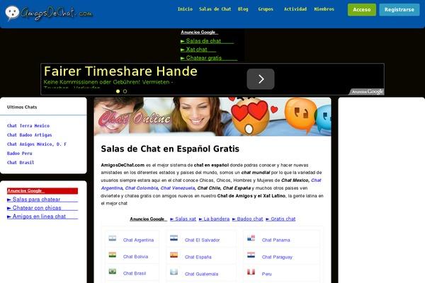 Chat Gay : Salas de Chat Gay
