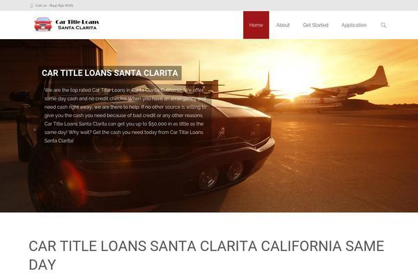 Santa clarita car title loans