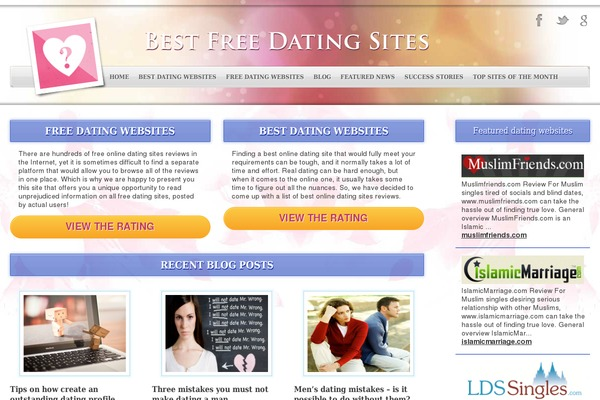 list of free dating sites in usa