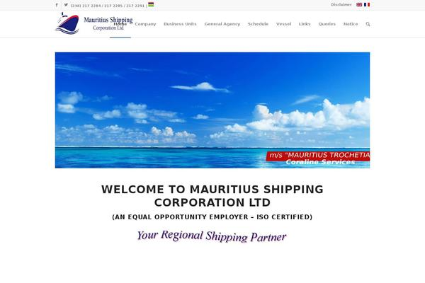 case study on mauritius shipping corporation