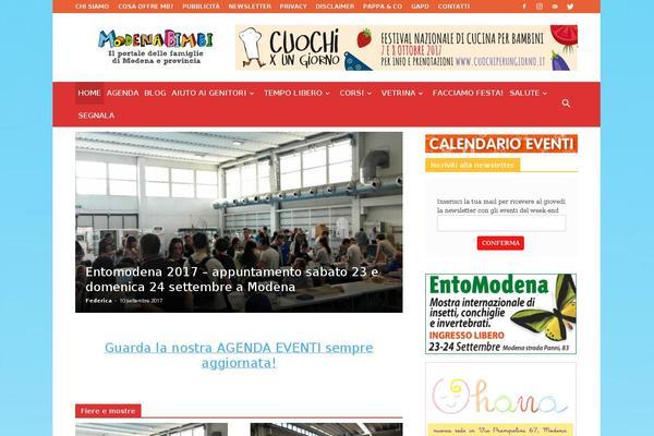 Modenabimbi Calendario.Formcraft3 Wordpress Theme Websites Examples Using
