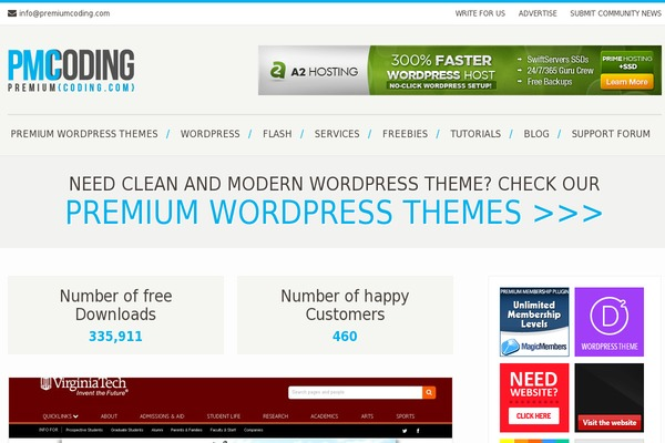 mailchimp-for-wp WordPress plugin, pluginu.com