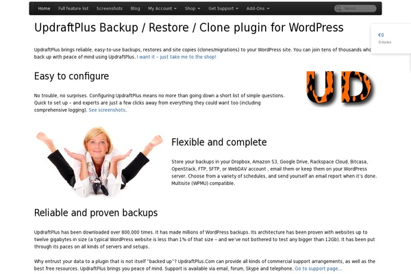 woocommerce WordPress plugin, pluginu.com