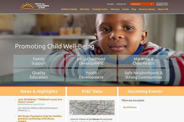 promoting children's well being